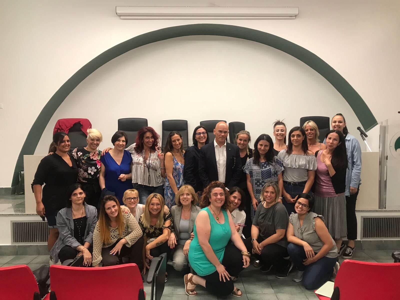 Nasce Il Gruppo Del Coordinamento Donne