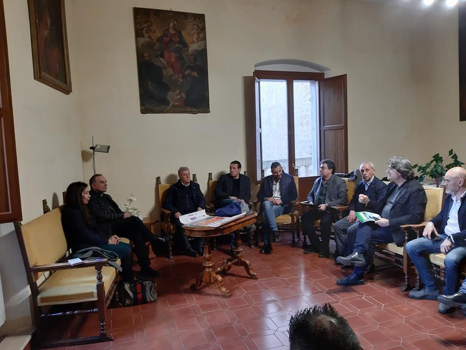 """Rieti, Incontro Cisl Con S.E. Domenico Pompili: """"Ritrovare Senso Appartenenza A 'casa Comune'"""""""