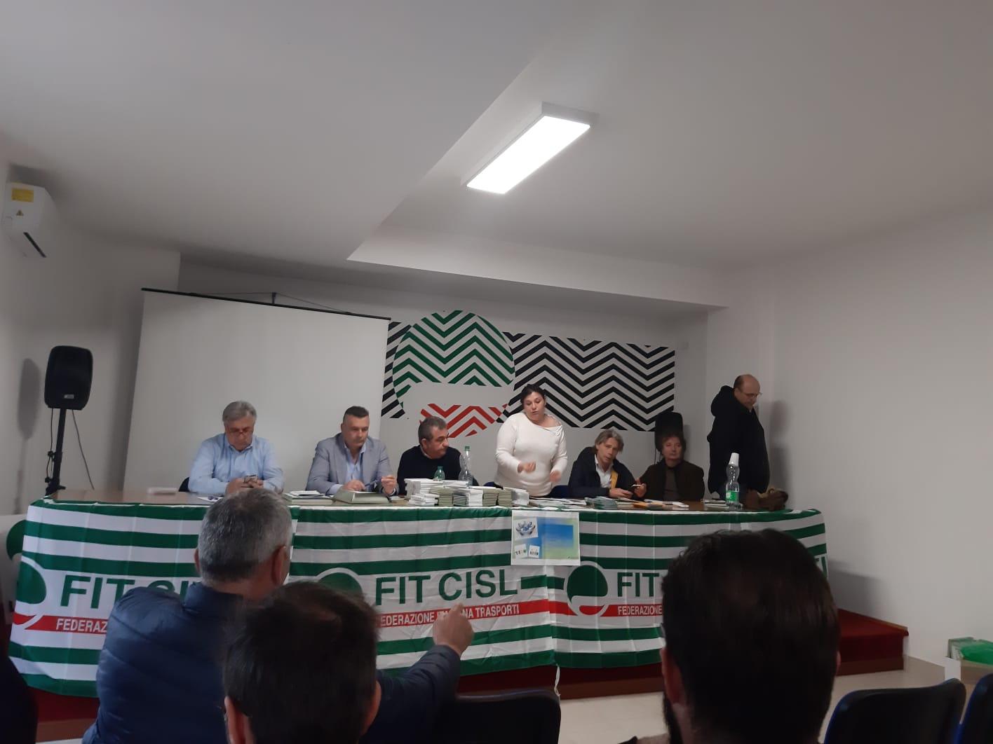 """Fit-Cisl Lazio, """"Sinergia E Confronto Sul Territorio"""": Assemblea Con I Sindacalisti Di Latina"""