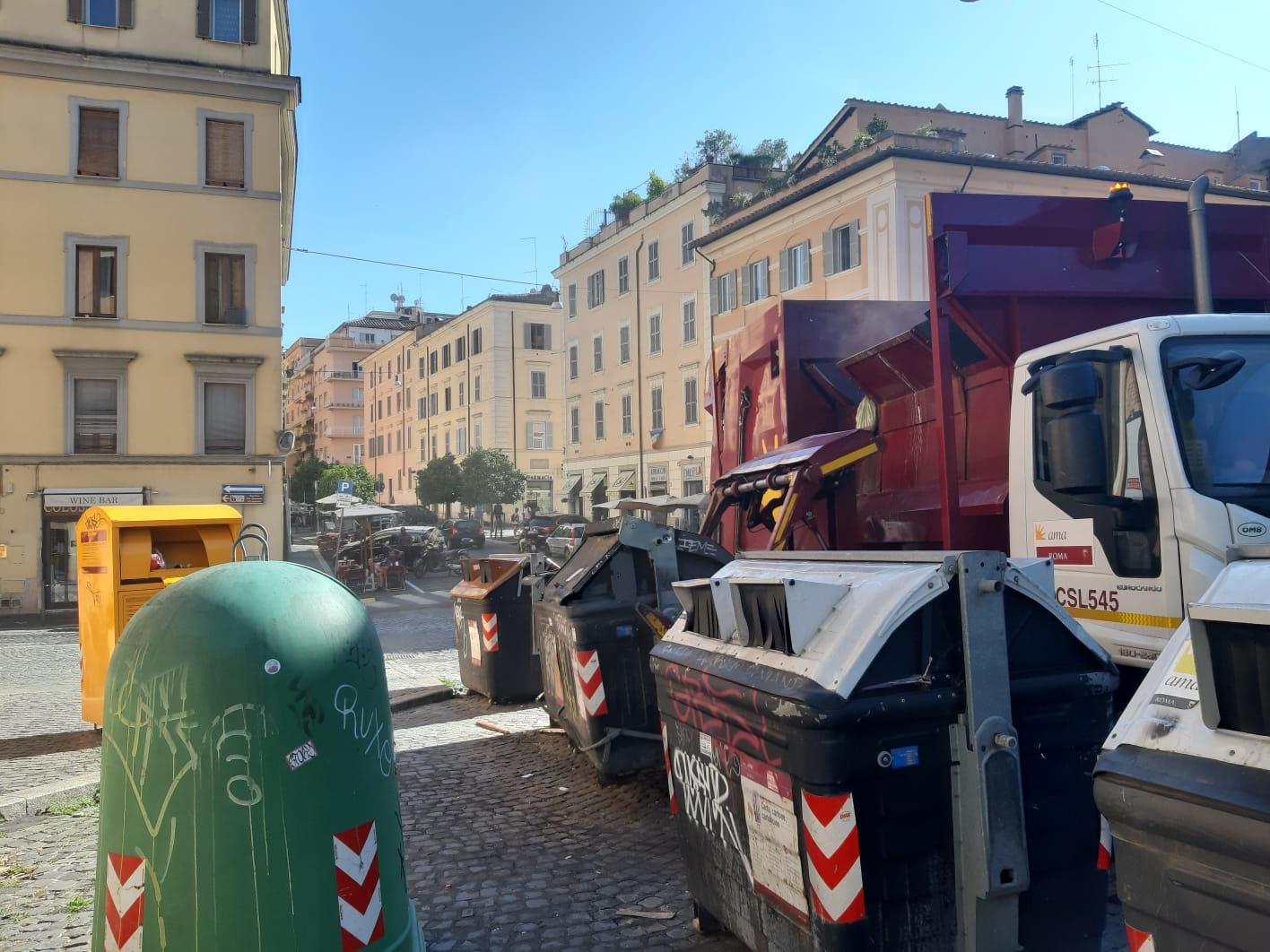 """Rifiuti Roma, Masucci: """"Ama Su Binario Morto, Management Imprima Svolta O Reagiremo"""""""