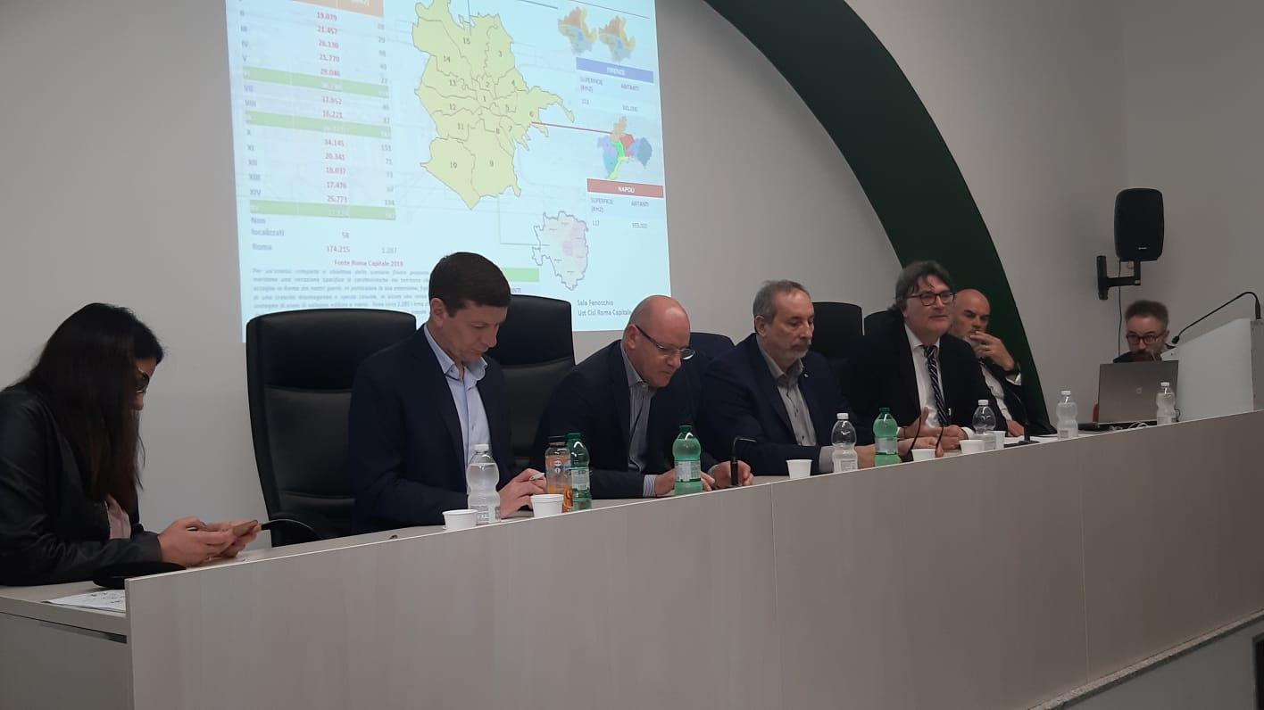 Fit CISL Lazio, Oggi Focus Sullo Stato Dei Trasporti Sul Territorio