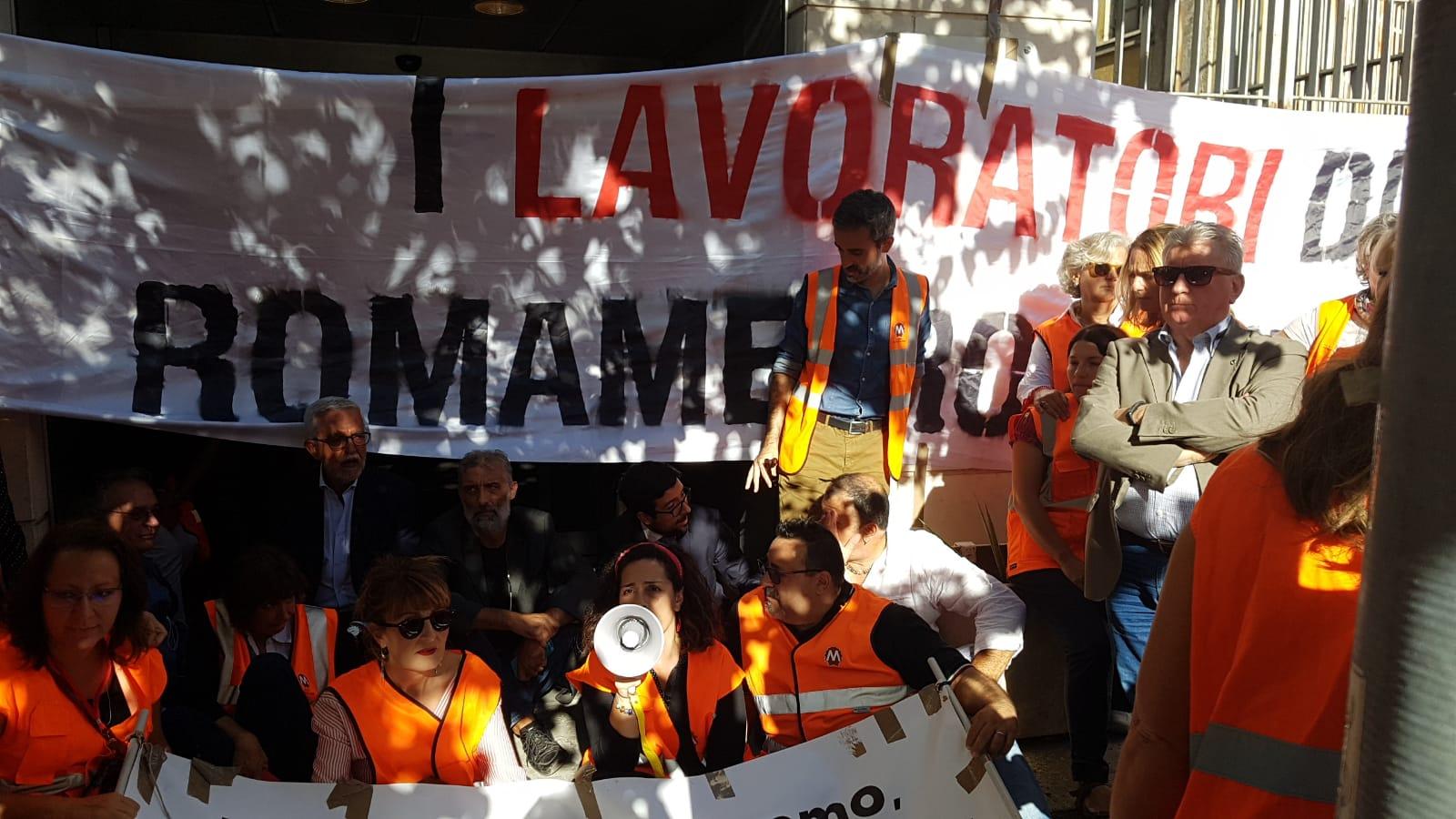 """Roma Metropolitane, Masucci:  """"Aggressione Lascia Senza Parole, Sta Montando 'caso Roma'"""""""