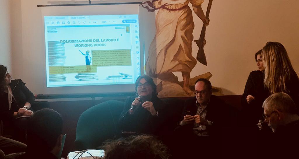 """Lavoro, Masucci: """"Interrogarsi Su Effetti Rivoluzione Tecnologica E Automazione Su Trasporti E Occupazione In Generale"""""""
